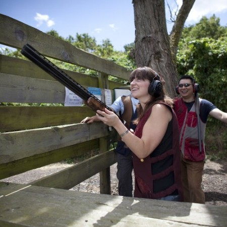 Clay Pigeon Shooting Barnet, Greater London, Greater London