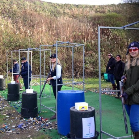 Clay Pigeon Shooting Auchterhouse, Dundee, Angus
