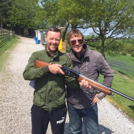 Clay Pigeon Shooting Congleton, Cheshire, Cheshire