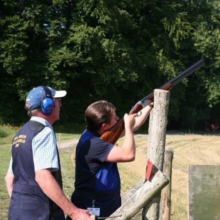 Clay Pigeon Shooting Merstham, Surrey, Surrey