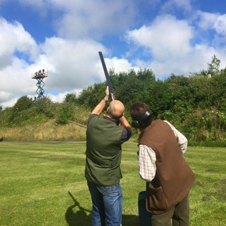 Clay Pigeon Shooting Wells Somerset, Somerset