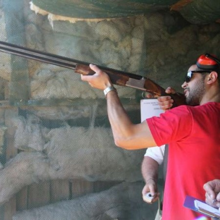 Clay Pigeon Shooting Portishead, Bristol, Avon