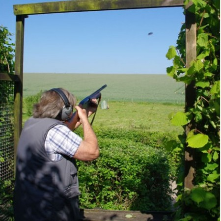 Clay Pigeon Shooting Dover, Kent, Kent