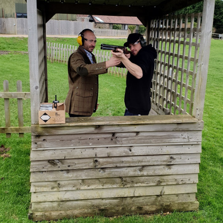 Clay Shooting Coalpit Heath, Bristol, Bristol