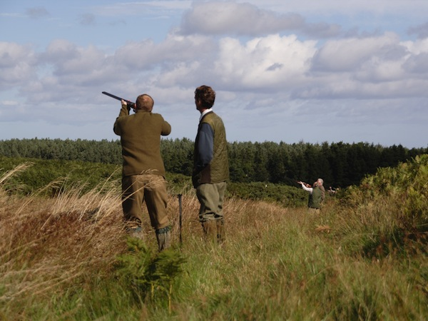 Clay Pigeon Shooting Sittingbourne, Kent