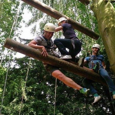 High Ropes Course Kendal, Cumbria, Cumbria