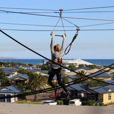 High Ropes Course Mega Adventure Park Adelaide PTY LTD, 0