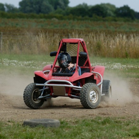 Off Road Karting Bicester, Oxfordshire, Oxfordshire