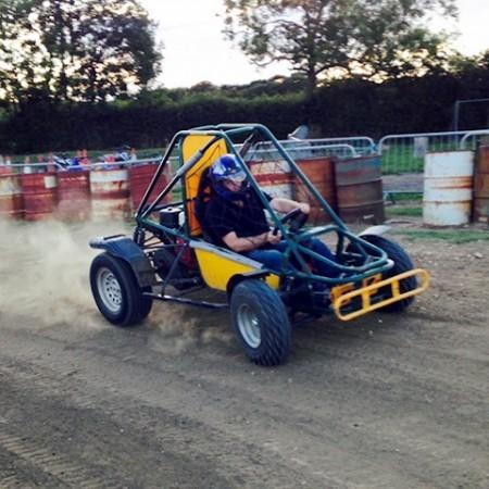 Off Road Karting Kings Ripton, Nr Huntingdon, Cambridgeshire
