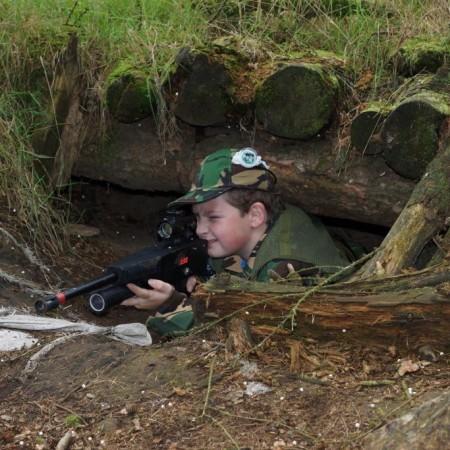 Laser Combat Preston, Lancashire