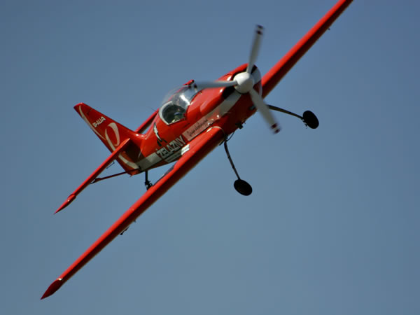 Aerobatic Flights Swansea,