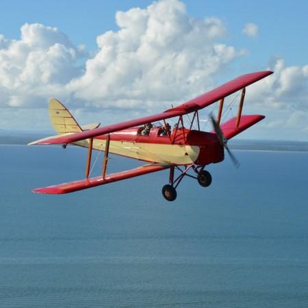 Aerobatic Flights Antique Airways,