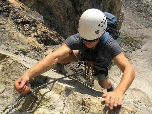 Rock Climbing Ambleside, Cumbria, Cumbria