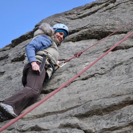 Rock Climbing Llangollen, Clwyd