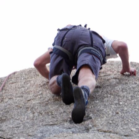 Rock Climbing The Adventure Merchants,