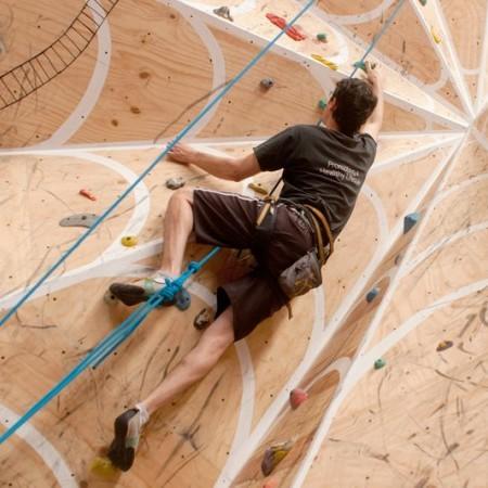 Rock Climbing City Summit Climbing Centre,