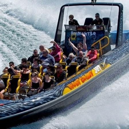 Powerboat Westcoast Jet, 0