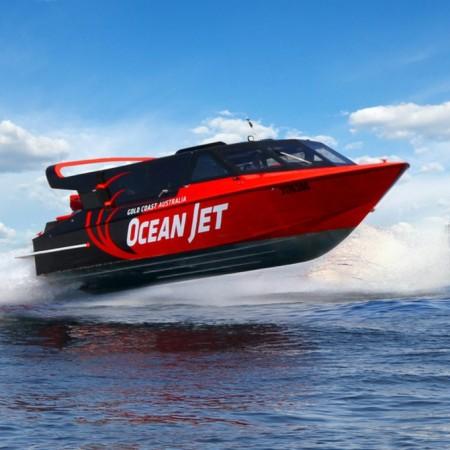 Powerboat Ocean Jet Boating, 0
