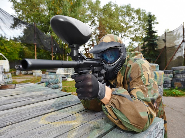 Paintball Elsham, Lincolnshire