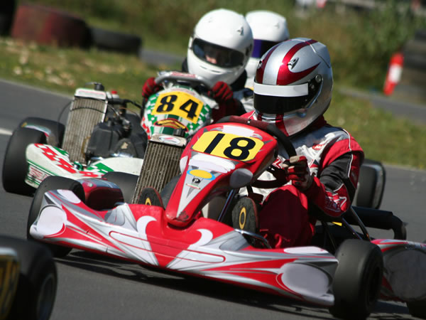 Karting Blackpool - South