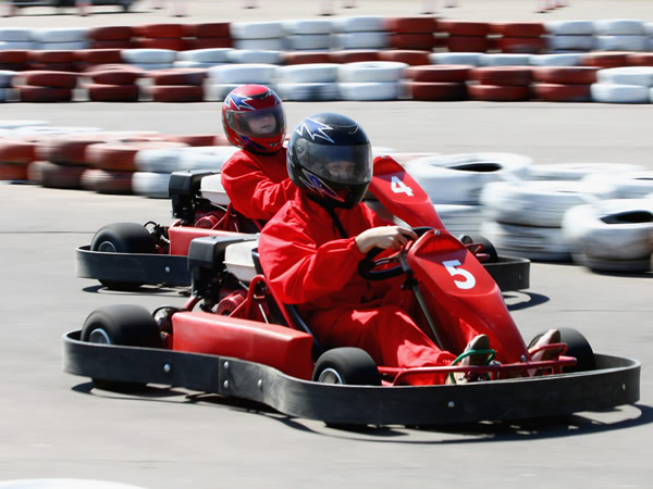 Karting Birmingham City, Midlands