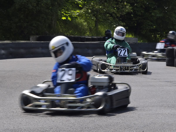 Karting Stoke-on-Trent, Staffs