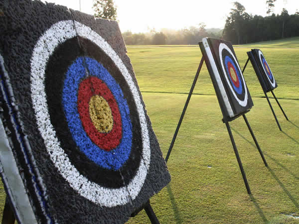 Archery Eccles, Lancashire