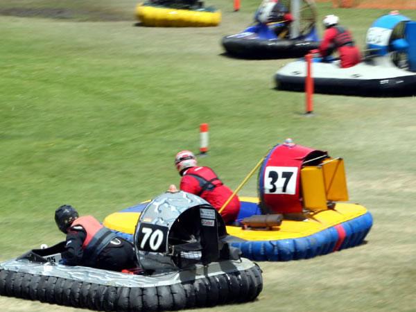 Hovercraft Experiences Dunfermline,