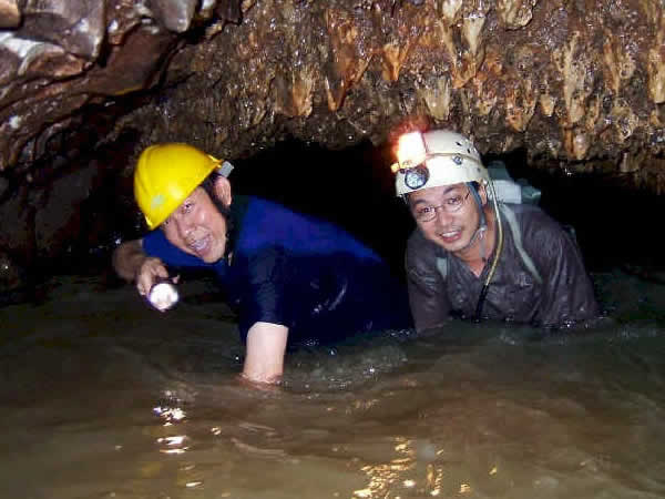 Caving Ingleton, North Yorkshire, North Yorkshire